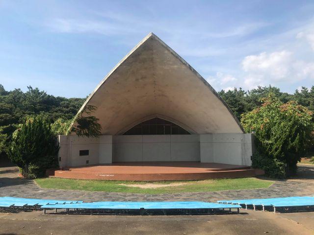 稲毛海岸野外音楽堂
